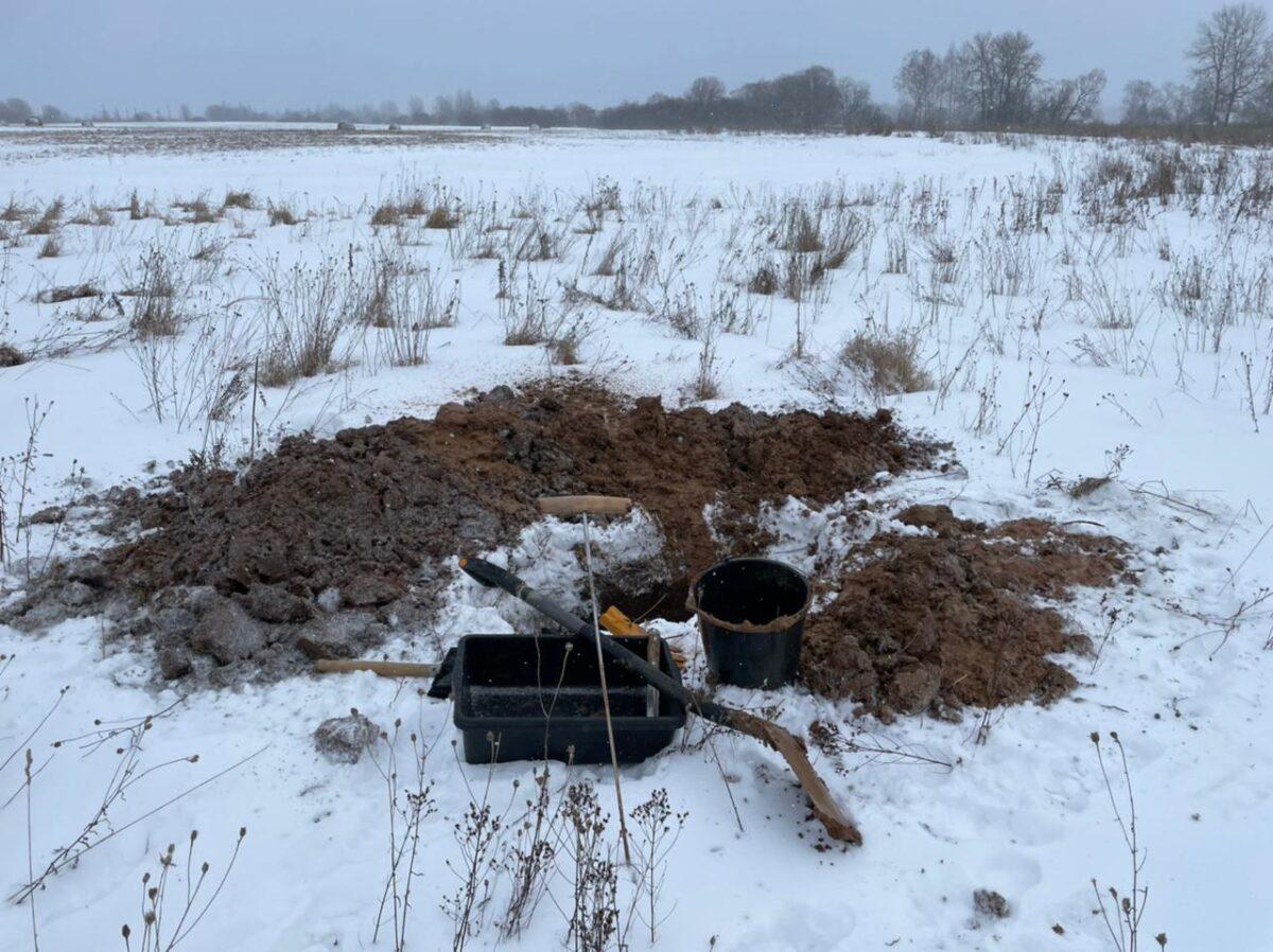 Двух бойцов с кресалом нашли в Тверской области