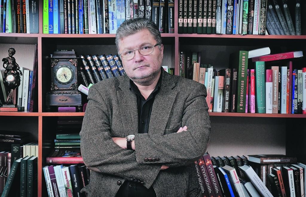 Известный русский писатель расскажет в Твери, зачем нужна литература