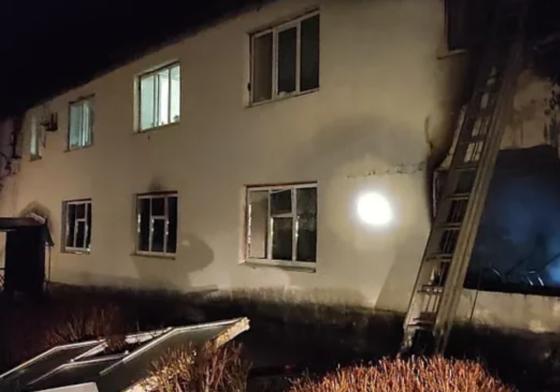 Губернатор Руденя взял на контроль установление причин пожара в Торопецком интернате