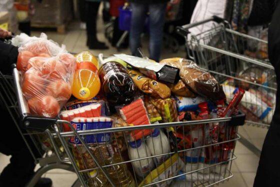 Более 100 тысяч рублей жители Тверской области тратят на продукты