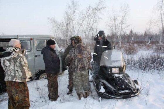 В Тверской области устроили облаву на браконьеров