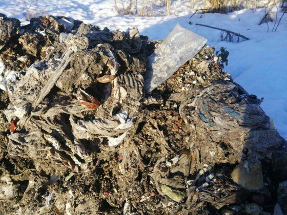 Жители Лихославля спускают в канализацию трусы, мандарины, телогрейки и тушки кроликов