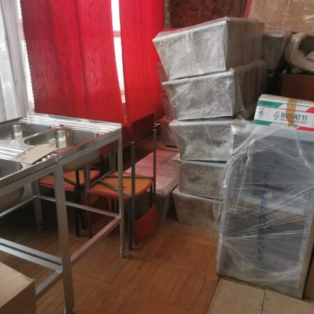 Главврач Кимрской ЦРБ пожаловался на пьянство и воровство сборщиков мебели