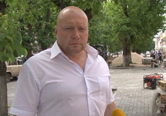 Главой Бельского района избран бывший военный Вадим Сивицкий