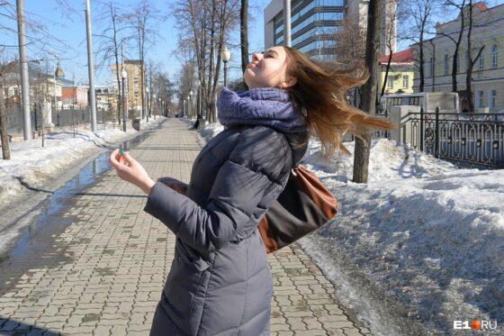 В Тверской области снег растает и  потеплеет до +7
