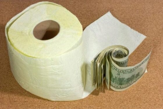 Туалетная бумага в Тверской области может стать дефицитом