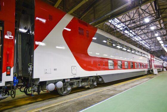 Комиссия испытала новые вагоны, созданные в Твери