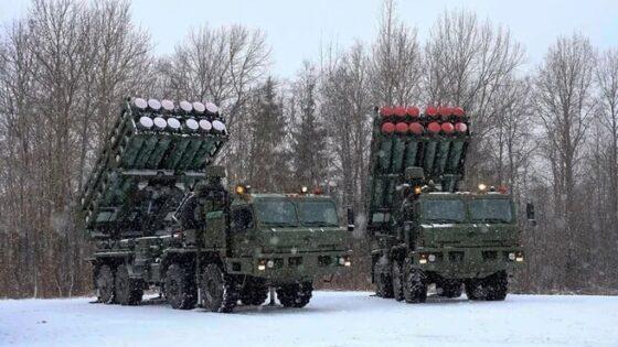В Твери военные специалисты освоили зенитную ракетную систему С-350 Витязь