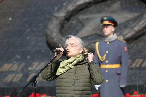 Международная военно-историческая поисковая экспедиция открылась во Ржеве
