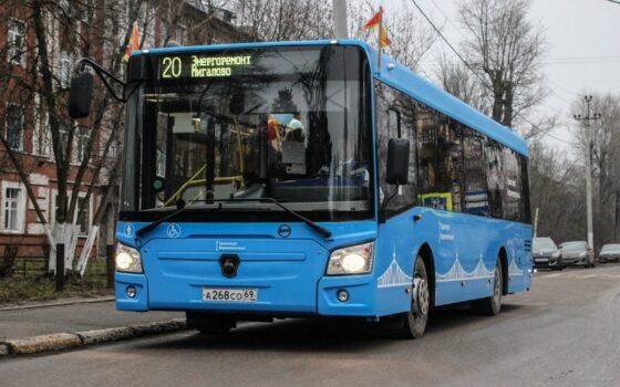 В Твери на Вербное воскресенье и Пасху пустят дополнительные автобусы