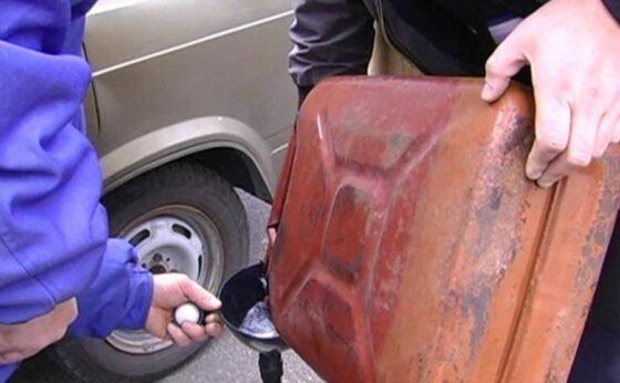 Собака помешала подросткам слить бензин под Тверью