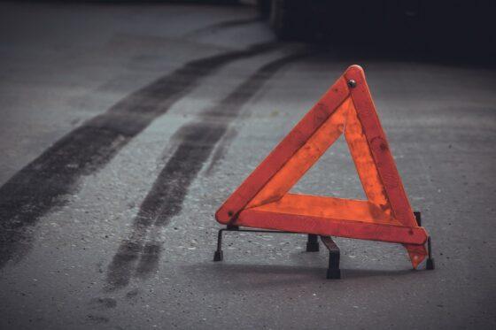 В Тверской области  после столкновения двух иномарок пострадала женщина-пешеход