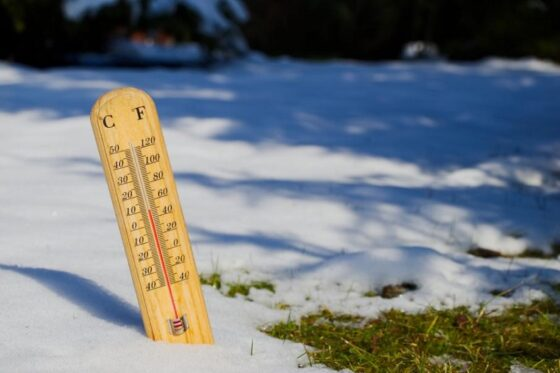 В России ускорилось потепление климата