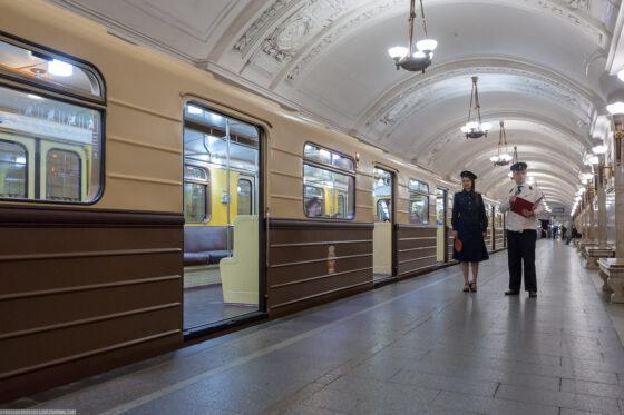 В Тверской области делают вагоны для московского метро