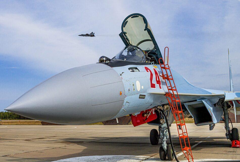Опубликованы фото применения ракет истребителями на авиаполигоне  в Тверской области