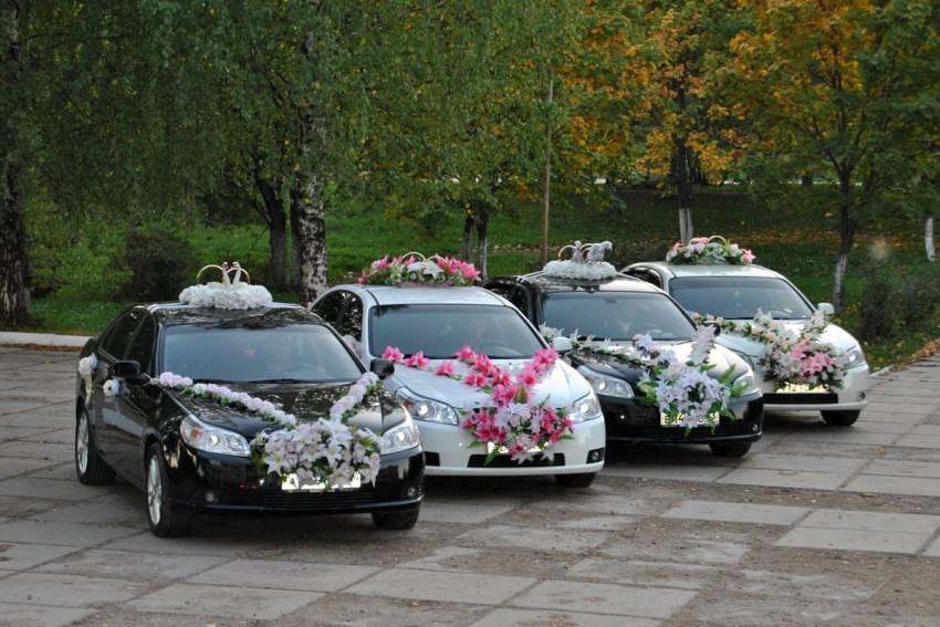 Свадьба Car