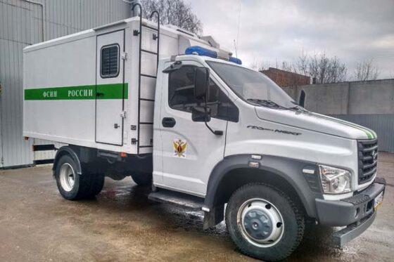 В Тверской области осужденных  будут перевозить на автомобиле с биотуалетом и кондиционером