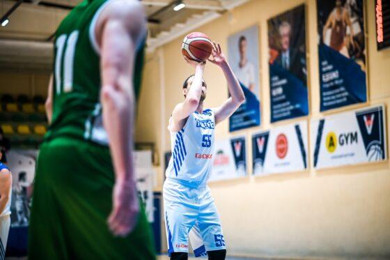 В Твери пройдет полуфинал первенства ЦФО по баскетболу