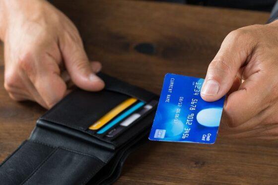 В Тверской области мужчина нашел банковскую карту и стал подозреваемым