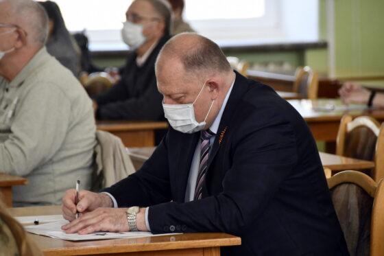 В Тверской области депутаты Законодательного Собрания написали диктант Победы