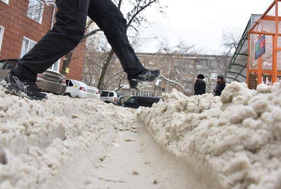 В Тверской области коммунальщиков наказали за плохую уборку дорог