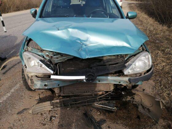 В Тверской области  после ДТП пострадали водитель и  10-летняя девочка