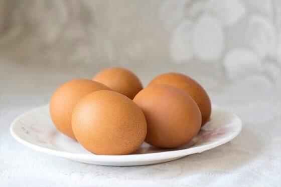 За месяц до Пасхи в Тверской области яйца пошли в рост