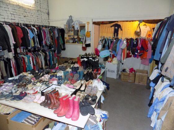 Жители Твери могут отдать ненужную одежду нуждающимся