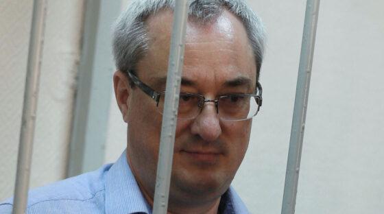 Экс - глава Коми Вячеслав Гайзер будет сидеть в Тверской области до 2026 года