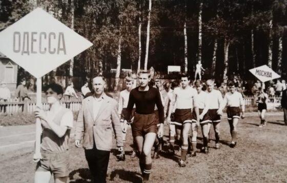На разрушающемся стадионе в Кимрах когда-то проходили соревнования всесоюзного уровня