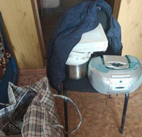 В Тверской области девушка, неделю отсутствовавшая, пришла в ограбленную квартиру