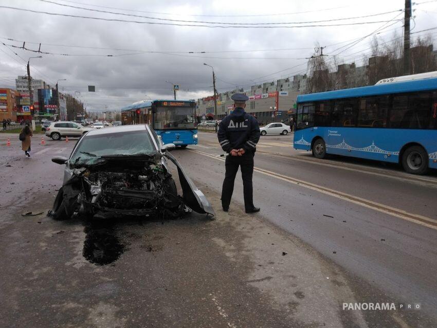 Стали известны подробности серьезной аварии в Твери