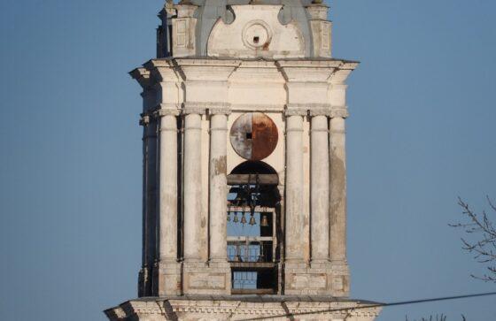 В Тверской области  ищут реставратора для восстановления Калязинской колокольни
