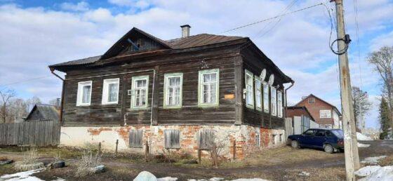 Волонтеры предлагают жителям Кашина выбрать дом для реставрации