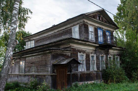 Ценная историческая застройка может погибнуть в Тверской области