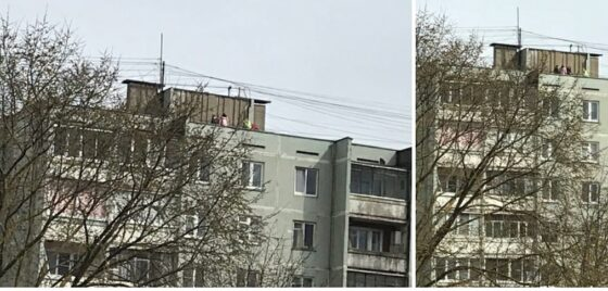 В Твери следователи  СК проверят  сообщение о гуляющих по крыше девятиэтажки школьниках