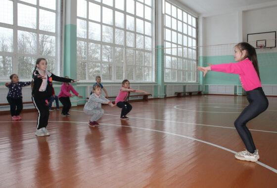В Тверской области в сельской школе дети будут заниматься спортом в новых условиях