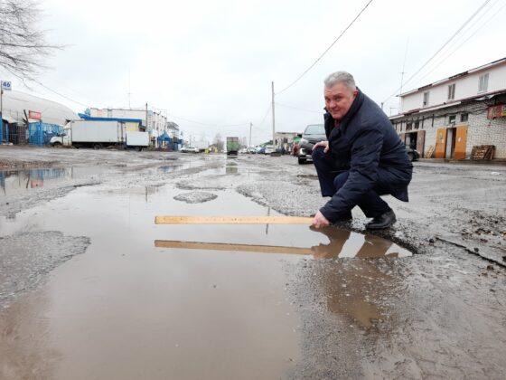 Эксперты ОНФ   нашли в Тверской области требующие ремонта дороги