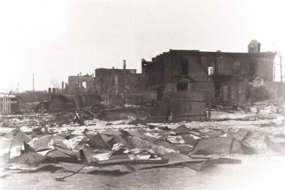 Опубликованы фотографии оккупированного поселка Селижарово