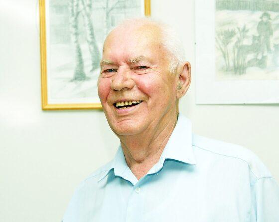 Скончался старожил города Конаково, 88-летний  Анатолий Павлов