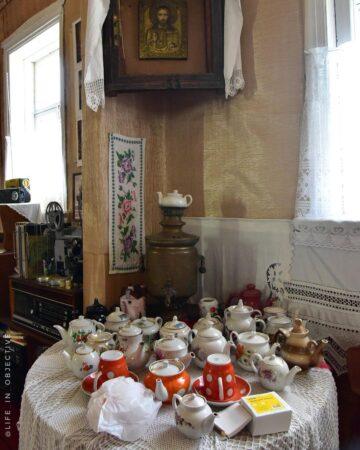 В Тверской области энтузиасты создали сельский клуб-музей