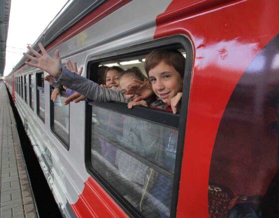 Школьники  смогут приобрести билет в поезд за полцены