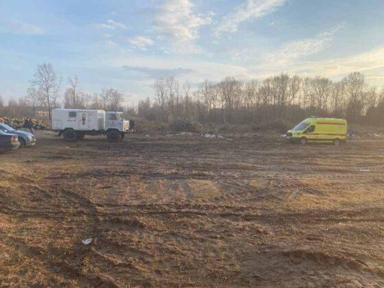 В Тверской области скорая застряла по пути к вертолету санавиации