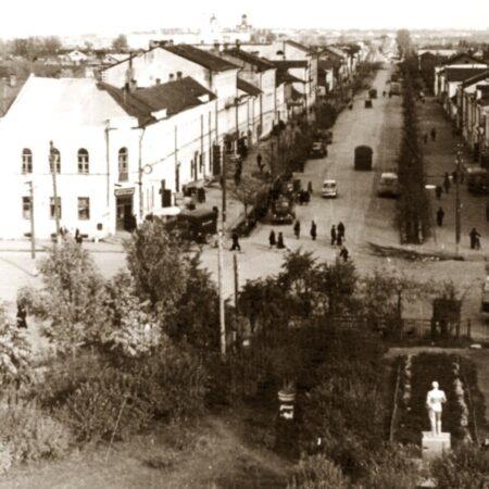 В Тверской области Сталина сбросили в канал