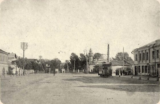 В Твери сравнили два вида города, сделанные с промежутком в 100 лет