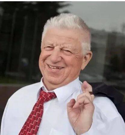 В Твери от коронавируса  умер известный партийный  работник   Владимир Туркин