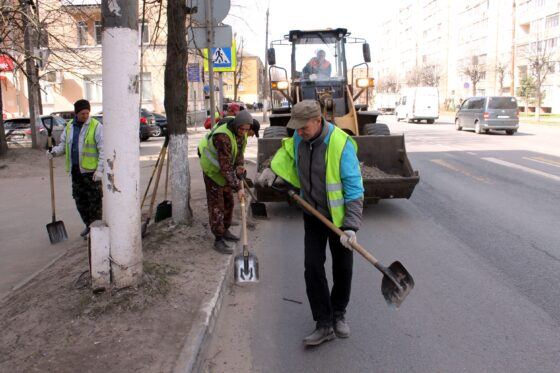 За неделю в  Твери очистили от мусора  750 километров улиц