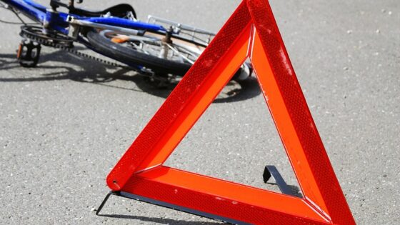 В Тверской области женщина сбила мальчика-велосипедиста