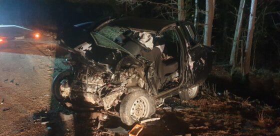 Опубликованы фото страшной смертельной аварии в Тверской области