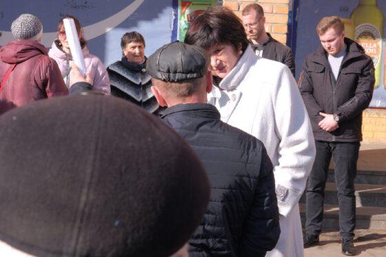 Спустя почти год в Кимрах состоялась встреча главы города Ирины Балковой с жителями